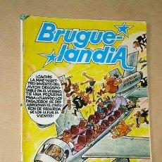 Tebeos: BRUGUELANDIA Nº 25. COMIC STORY DEDICADO A PURITA CAMPOS. ESCOBAR, SEGURA, TRAN, NEBOT. 1983. ++. Lote 58249950
