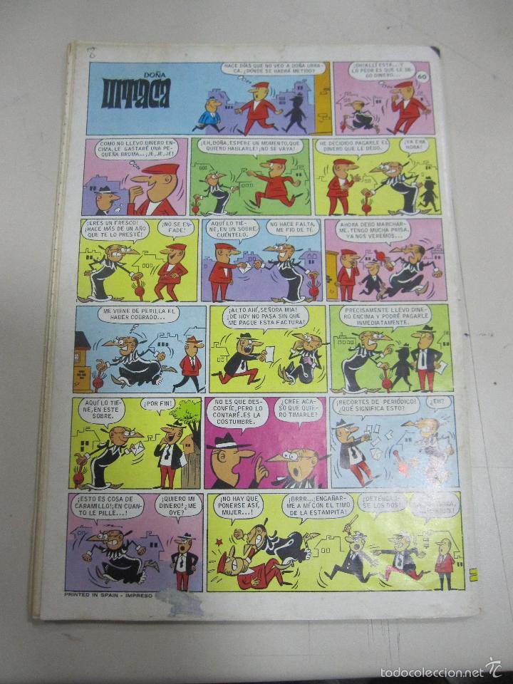Tebeos: TEBEO SUPER PULGARCITO. Nº 60. EDITORIAL BRUGUERA. 1976 - Foto 2 - 58273690