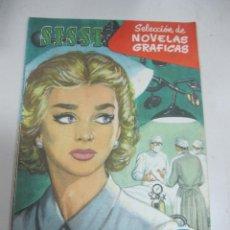 Tebeos: TEBEO SISSI. SELECCION DE NOVELAS GRAFICAS. Nº 74. SU SECRETO. Lote 58274498