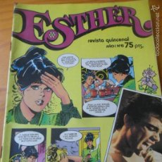 Tebeos: ESTHER REVISTA Nº 6 ---- INCLUYE POSTER, PAUL LAND. Lote 58277172