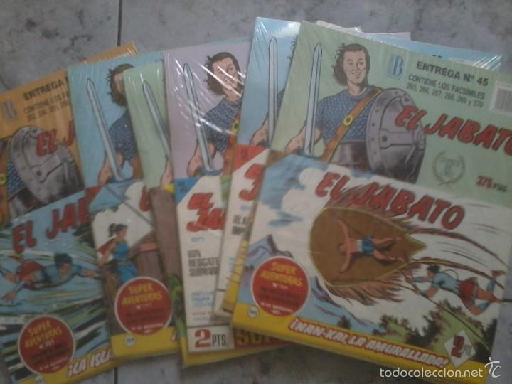 EL JABATO - BRUGUERA - REEDICIÓN/FACSÍMIL. (Tebeos y Comics - Bruguera - Jabato)