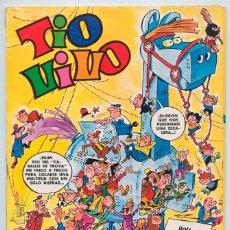 Tebeos: TIO VIVO - EXTRA DE CARNAVAL - ED. BRUGUERA - 1973. Lote 58291532