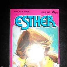 Tebeos: ESTHER Nº 15 EDITORIAL BRUGUERA 1983 . Lote 58303096