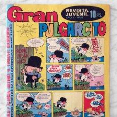 Tebeos: GRAN PULGARCITO - Nº 26 - ED. BRUGUERA - 1969 (CON EL TENIENTE BLUEBERRY). Lote 58324372