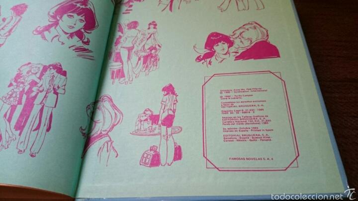 Tebeos: FAMOSAS NOVELAS SERIE AZUL CON ESTHER Y SU MUNDO 3 EDICIÓN 1985 - Foto 6 - 58324976