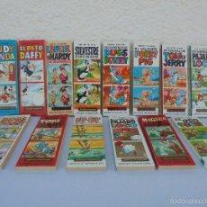 Tebeos: HEROES INFANTILES EDICION ILUSTRADA. TODOS PRIMERA EDICION 1968-69. 14 NUMEROS. TODOS EN BUEN ESTADO. Lote 58338941