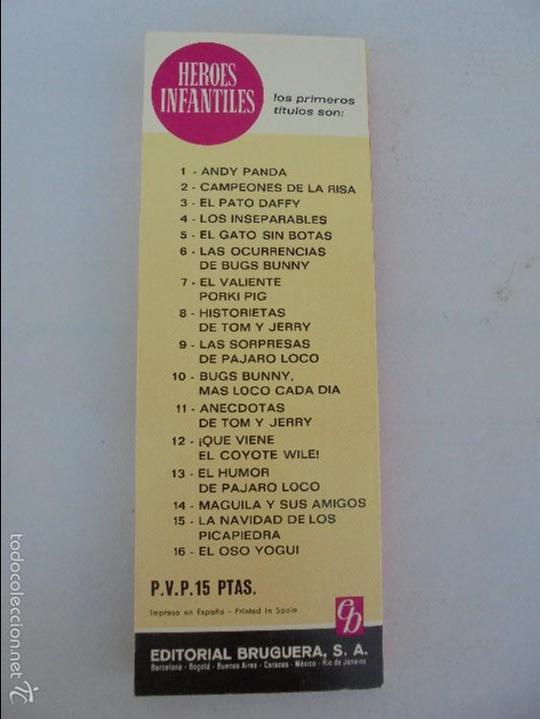 Tebeos: HEROES INFANTILES EDICION ILUSTRADA. TODOS PRIMERA EDICION 1968-69. 14 NUMEROS. TODOS EN BUEN ESTADO - Foto 34 - 58338941