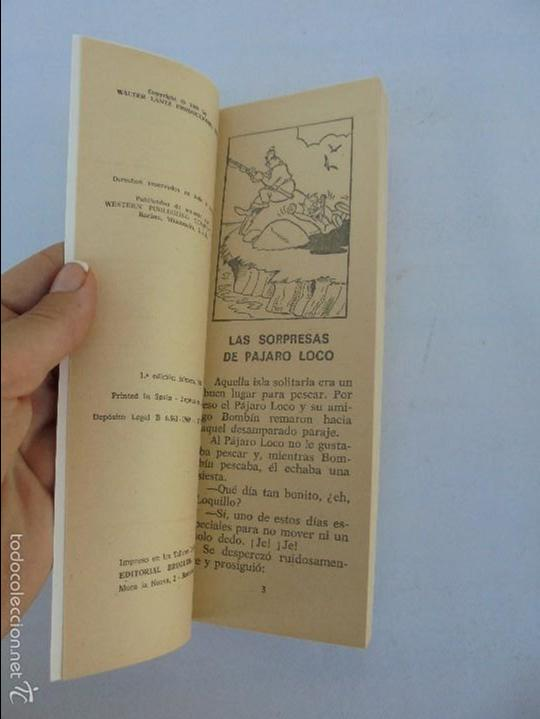Tebeos: HEROES INFANTILES EDICION ILUSTRADA. TODOS PRIMERA EDICION 1968-69. 14 NUMEROS. TODOS EN BUEN ESTADO - Foto 37 - 58338941