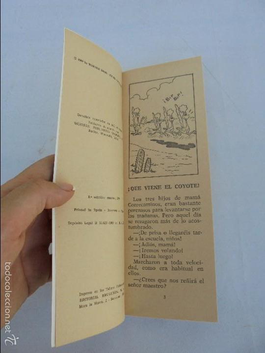 Tebeos: HEROES INFANTILES EDICION ILUSTRADA. TODOS PRIMERA EDICION 1968-69. 14 NUMEROS. TODOS EN BUEN ESTADO - Foto 49 - 58338941