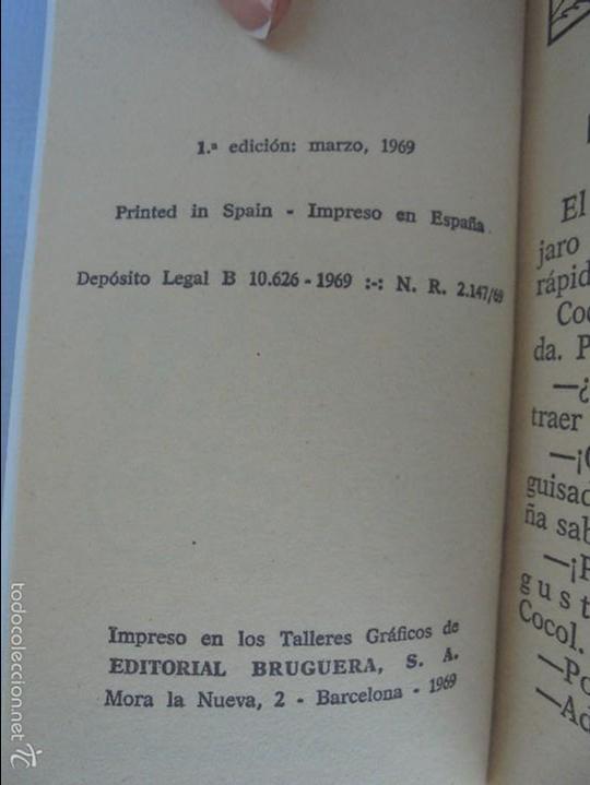 Tebeos: HEROES INFANTILES EDICION ILUSTRADA. TODOS PRIMERA EDICION 1968-69. 14 NUMEROS. TODOS EN BUEN ESTADO - Foto 52 - 58338941