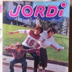 Tebeos: JORDI - PUBLICACIÓ EN CATALÀ PER AL JOVENT - N° 2 - BRUGUERA 1979. Lote 58343259