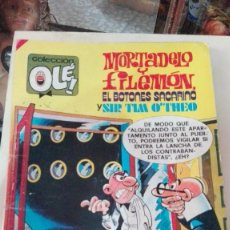 Tebeos: MORTADELO Y FILEMON Y SIR TIM OTHEO. Lote 58344538