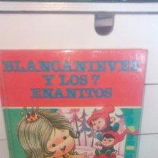Tebeos: BLANCANIEVES Y LOS 7 ENANITOS - DIN - DAN BRUGUERA. Lote 58395282