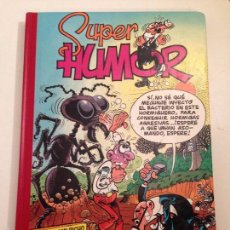 Tebeos: SUPER HUMOR MORTADELO Y FILEMON Nº 4. EDICIONES B 1ª EDICION 1993.. Lote 58453229