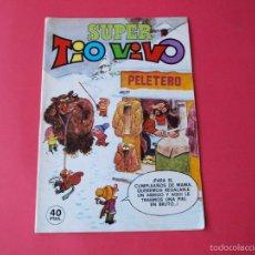 Giornalini: SÚPER TÍO VIVO - Nº 86 - AGAMENÓN - AÑO 2000 (©CORRIERE DEI RAGAZZI) - 40 PTS. - BRUGUERA 1980 - BE. Lote 58481941