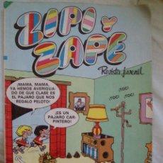 Tebeos: ZIPI Y ZAPE Nº 479 BRUGUERA. Lote 58525428