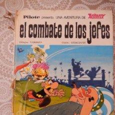 Tebeos: ASTERIX EL COMBATE DE LOS JEFES COLECCION PILOTE EDITORIAL BRUGUERA. Lote 58564511