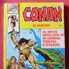 Tebeos: CONAN EL BARBARO - POCKET DE ASES - Nº 22 - BRUGUERA. Lote 58566528