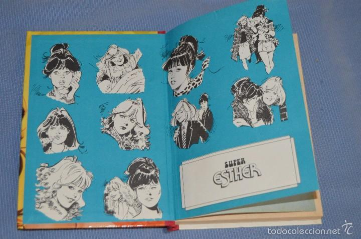 Tebeos: SUPER ESTHER - Nº 6 - EDITORIAL BRUGUERA - ESTHER Y SU MUNDO - BUEN ESTADO GENERAL - MIRA LAS FOTOS - Foto 6 - 188635490