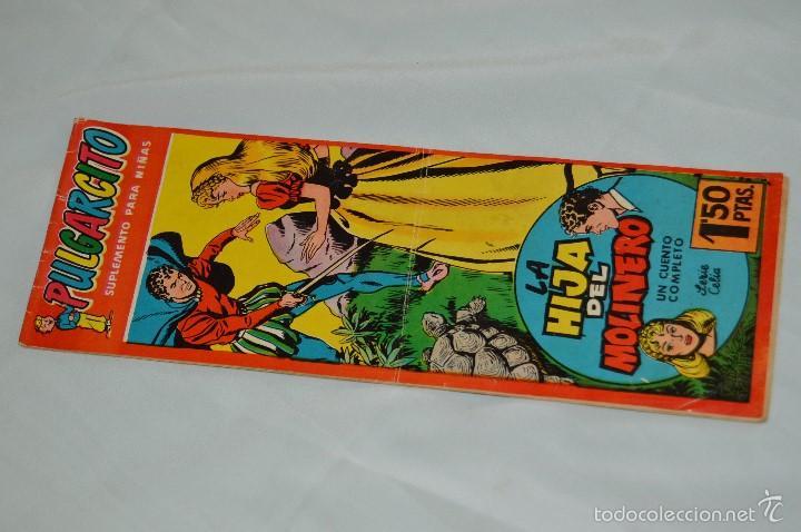 TEBEO PULGARCITO - SUPLEMENTO PARA NIÑAS - 1245, SERIE CELIA Nº 1 - BRUGUERA - MUY ANTIGUO, ORIGINAL (Tebeos y Comics - Bruguera - Pulgarcito)
