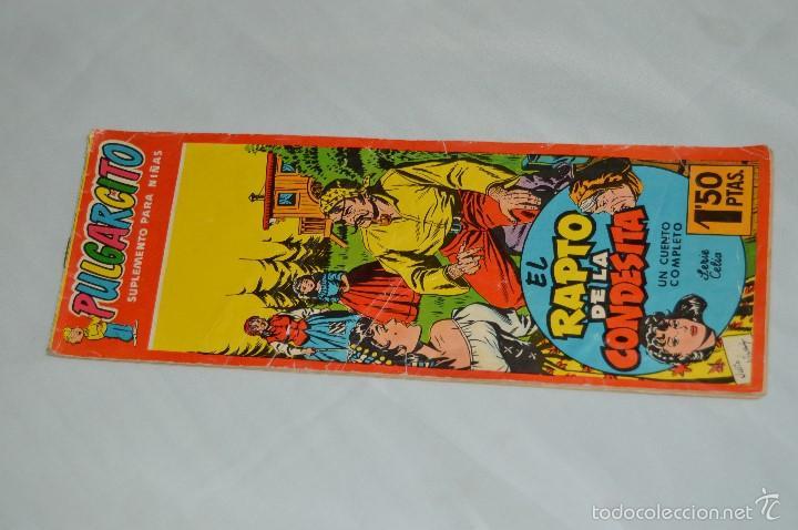 TEBEO PULGARCITO - SUPLEMENTO PARA NIÑAS - 1247, SERIE CELIA Nº 6 - BRUGUERA - MUY ANTIGUO, ORIGINAL (Tebeos y Comics - Bruguera - Pulgarcito)