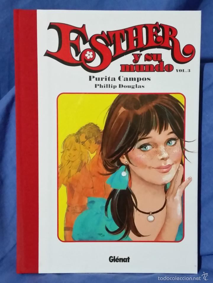 ESTHER Y SU MUNDO VOL. 3 - NUEVO - REEDICIÓN 2008 - BRUGUERA GLÉNAT - PURITA CAMPOS 9788483574690 (Tebeos y Comics - Bruguera - Esther)