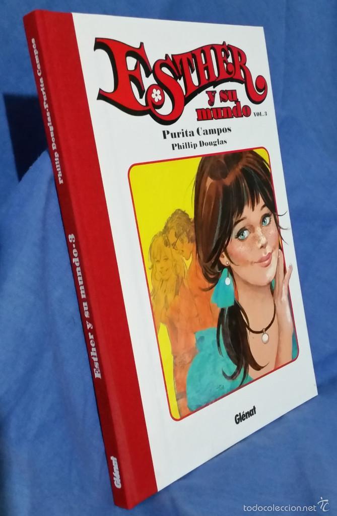 Tebeos: Esther y Su Mundo vol. 3 - Nuevo - Reedición 2008 - Bruguera Glénat - Purita Campos 9788483574690 - Foto 4 - 109410106