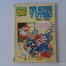 Tebeos: PEPE GOTERA Y OTILIO -- Nº 1 -- 1971 -- CHAPUZAS A DOMICILIO -- COLECCIÓN OLÉ -- ED. BRUGIERA --. Lote 58703965