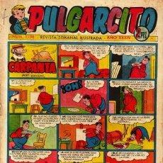Tebeos: PULGARCITO. Nº 1198. EDITORIAL BRUGUERA. CARPANTA, GILDA, TRIBULETE, URRACA, CATAPLASMA.. Lote 58716328