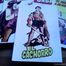 Tebeos: EL CACHORRO. ALBUM CON TODAS LAS PORTADAS ORIGINALES. 30 PÁGINAS. Lote 58729700