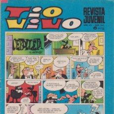 Tebeos: COMIC TIO VIVO Nº 543 ED.BRUGUERA. AÑO XIV. DE 6 PTAS.. Lote 215079123