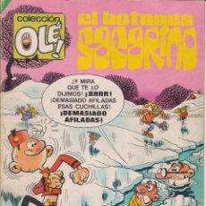 Tebeos: COMIC COL. OLÉ! EL BOTONES SACARINO Nº 289 ED.BRUGUERA. AÑO 1984 DE 120 PTAS.. Lote 58830976