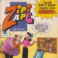 Tebeos: CÓMIC ZIPI Y ZAPE Nº 582 ED.BRUGUERA AÑO XIII DE 70 PTAS.. Lote 58831911