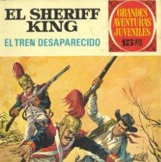 Tebeos: SHERIFF KING Nº6. BRUGUERA, 1971. DE VÍCTOR MORA Y FRANCISCO DÍAZ. Lote 58938470