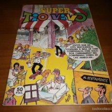 Tebeos: SUPER TIO VIVO EXTRA - SEGUNDA ÉPOCA - ED. BRUGUERA 1980 - 50 PTAS.. Lote 58969095