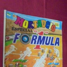 Tebeos: MORTADELO. ESPECIAL FORMULA 1. Nº 50. EDITORIAL BRUGUERA. 1978.. Lote 59145415