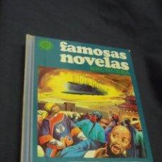 Tebeos: FAMOSAS NOVELAS - VOLUMEN IX - 9 - 1ª EDICION - BRUGUERA - MUY DIFICIL -. Lote 59156835