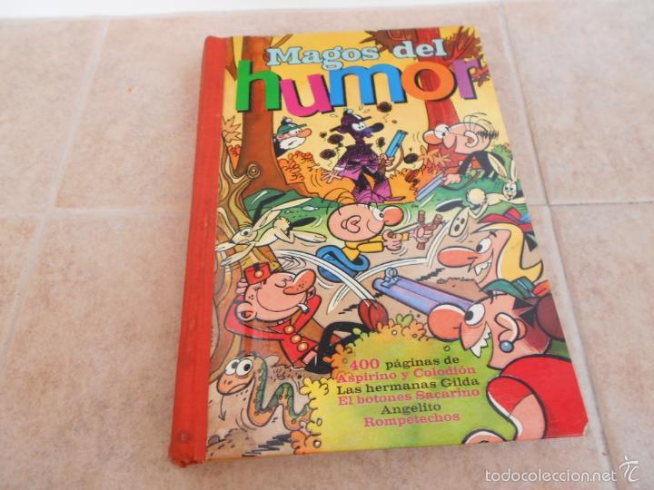 Tebeos: TEBEO COMIC MAGOS DEL HUMOR VOLUMEN X AÑO 1972 - Foto 2 - 59447905