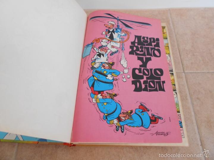 Tebeos: TEBEO COMIC MAGOS DEL HUMOR VOLUMEN X AÑO 1972 - Foto 3 - 59447905