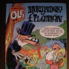 Tebeos: MORTADELO Y FILEMÓN. OLÉ M.222 - 1ª EDICION. AÑO 1991. Lote 59499279