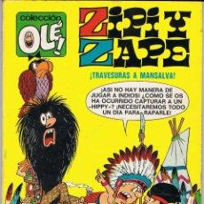Tebeos: ZIPI Y ZAPE. COLECCIÓN OLÉ Nº 26. 1ª EDICIÓN 1971. Lote 59660507