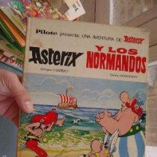 Tebeos: ASTERIX Y OBELIX TAPA DURA - GOSCINNI - EDITORIAL BRUGUERA - PILOTE - ASTERIX Y LOS NORMANDOS 1969. Lote 59707927