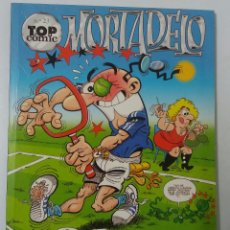 Tebeos: TOP COMIC MORTADELO Nº 23. Lote 59952035