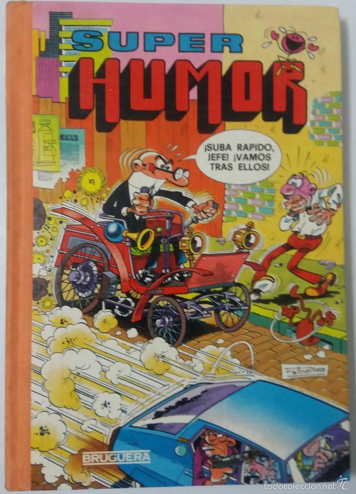 SUPER HUMOR (Tebeos y Comics - Bruguera - Mortadelo)
