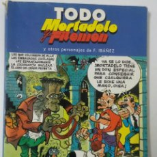 Tebeos: TODO MORTADELO Y FILEMON Nº 28. Lote 59952791