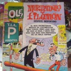 Tebeos: MORTADELO Y FILEMON - DESPISTE INOPORTUNO - OLE 150 - 4 EDICION - MARZO 1985 - IBAÑEZ. Lote 60183135