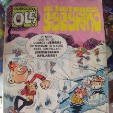 Tebeos: OLE!. EL BOTONES SACARINO, Nº 289. 1ª EDICIÓN BRUGUERA. 1984. Lote 60184359