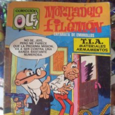 Tebeos: MORTADELO Y FILEMON ..COLECCION OLE Nº 100 AÑO 1984. Lote 60184815