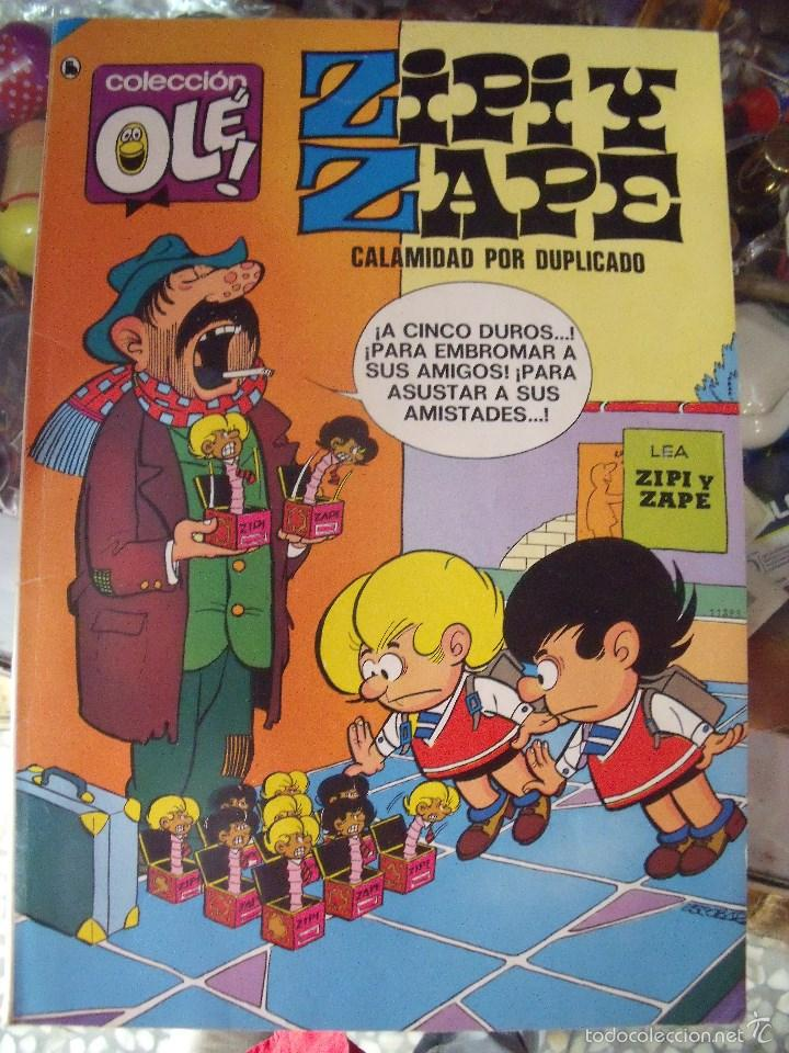 OLÉ Nº 67 ZIPI Y ZAPE - BRUGUERA 1986 (Tebeos y Comics - Bruguera - Ole)
