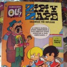 Tebeos: OLÉ Nº 67 ZIPI Y ZAPE - BRUGUERA 1986. Lote 60185187